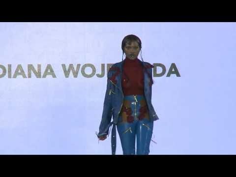 WOJEWODA Collection at Graduate Fashion Week 2017