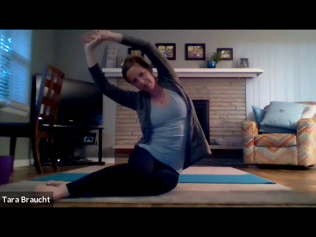Slow Flow Yoga with Tara 5 19