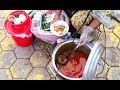 Asian Street Food Compilation, Fast Food Street in Asia, Cambodian Street food #192
