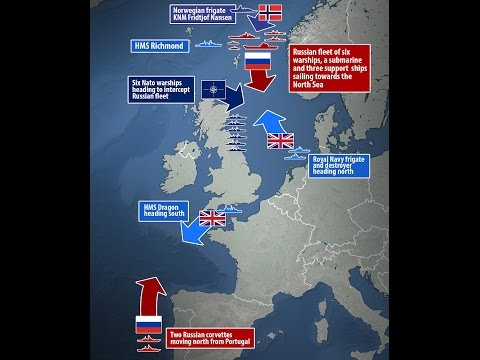 Russia is sending the full might of its Northern Fleet and part of the Baltic Fleet to Syria