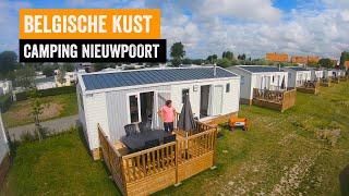Camping Nieuwpoort aan de kust in België