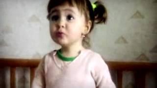 А как папу зовут Батя! | A very sweet girl (Прикол)
