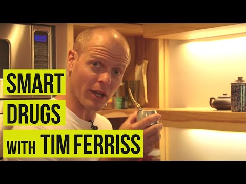 Smart drugs with Tim Ferriss | Tim Ferriss