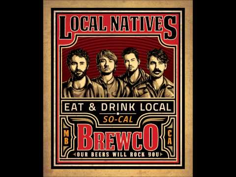 Local Natives 'World News' HD