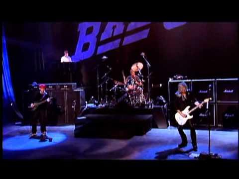 Bad Company - Silver Blue & Gold