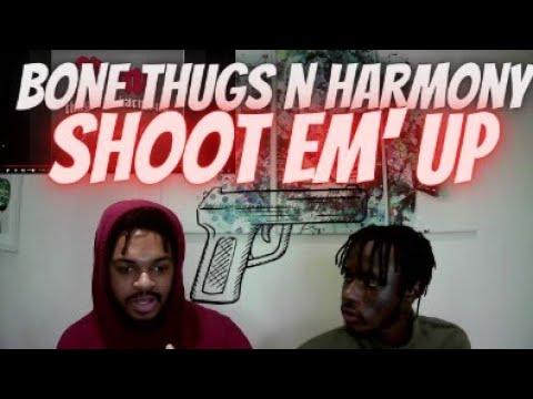 Download BONE THUGS-N-HARMONY- SHOOT EM UP (REACTION) 🔥