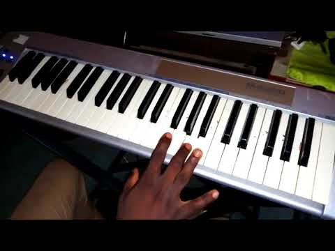 Download how to play Nigeria highlife music on Piano Contemporary Approach