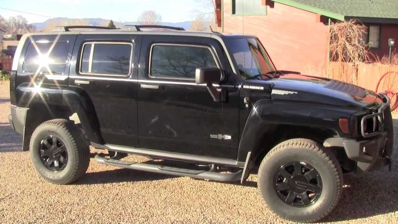 2007 hummer h3 1 year review youtube vanachro Images