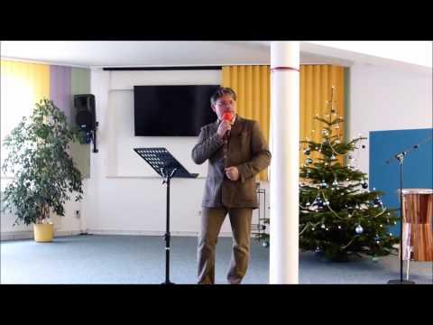 Freundschaft mit der Welt - Predigt von Michael Riedel