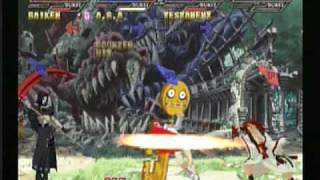 Guilty Gear Isuka (Baiken) Part 1