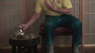 Болезнь Паркинсона специальная гимнастика сидя 2