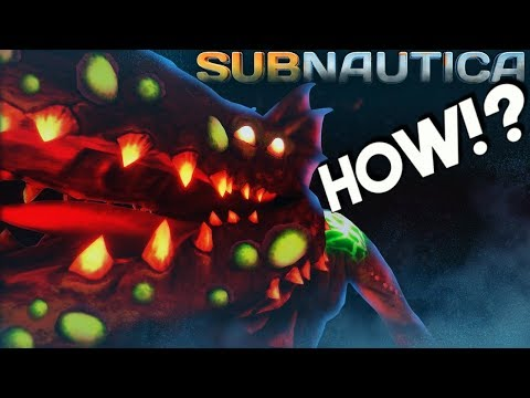 IMPOSSIBLE MUTATIONS! - Subnautica - Arctic DLC Sea Dragon?, Kharaa Mutations! - Full Release 1.0