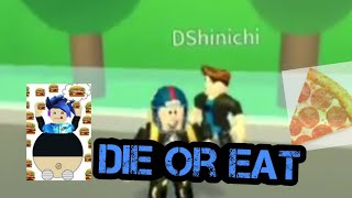 Eat or die, in the same league in roblox, chuby Indonesia #5