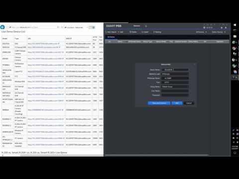 SmartPSS 2 0 Remote Access Port Forward - YouTube