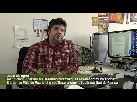 Technicien(ne) supérieur(e) en réseaux informatiques et télécommunications