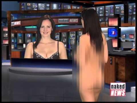 MC truyền hình khỏa thân