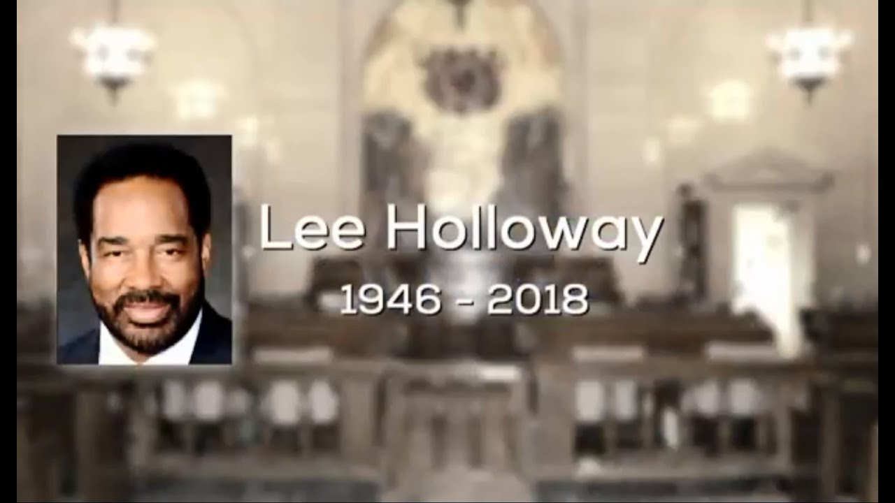 Exclusive | Lee Holloway Tribute