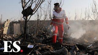 Iran plane crash: 176 dead