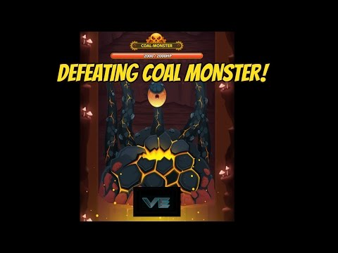DEEP TOWN | Defeating Coal Monster! - FULL...