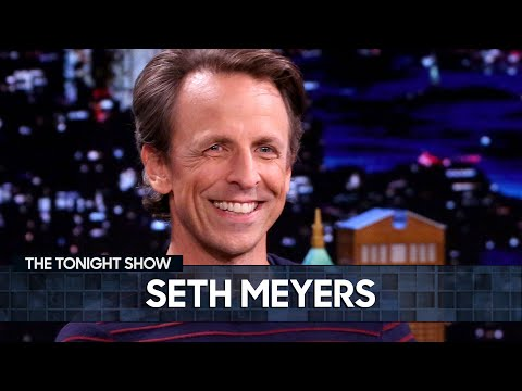Seth Meyers and Jimmy Shared an Incredible Night withYankeesStar David Wells   The Tonight Show