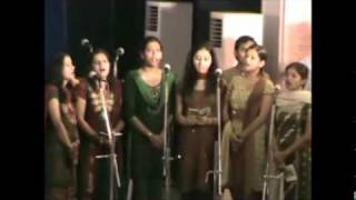 BHU Kulgeet sung by Faculty of Performing Arts Students