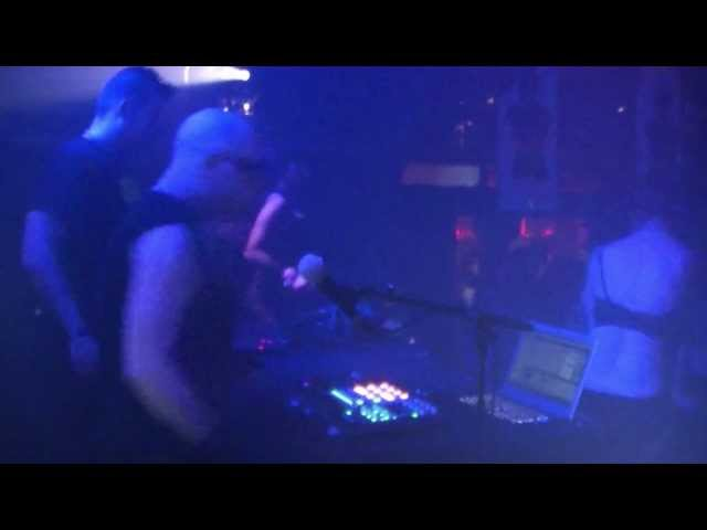 Chainreactor Live @ Messes Synthetiques - Marseille - 22-03-2013