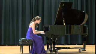 Bach WTC I: Prelude and Fugue No. 20 In A Minor BWV 865- Pianist Leah Deobald(14)