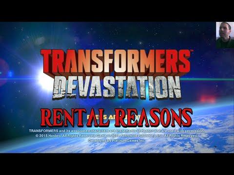Transformers: Devastation (PS4) [Rental Reasons]