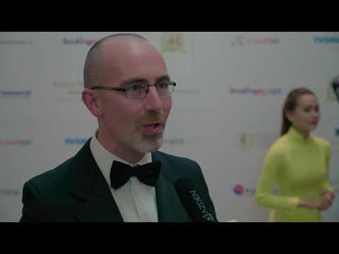 Stephen Meehan, chief executive, The Convention Centre Dublin