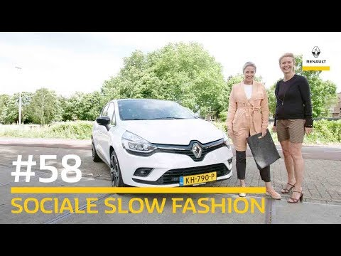 Renault Life met i-did - Sociale en duurzame fashion #58