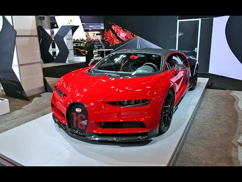 New York International Auto Show 2018, Jacob Javits Center, New York City Car Show