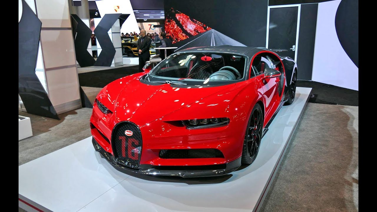 Ny Car Show >> New York International Auto Show 2018 Jacob Javits Center New York