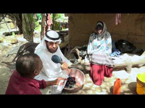فقيره في افريقيا بنت مدرسة القرآن فماذا بنى الله لها ؟ مشاري الخراز - برنامج احلى رحلة الحلقة ٥