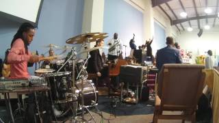 Download Darwin Hobbs - He's Able (Drums) MP3 song and Music Video