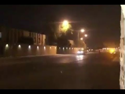 Reports of Gunfire at Saudi Arabia Royal Palace in Riyadh -