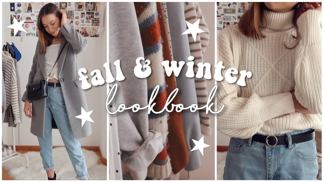[VIDEO] - fall & winter Outfits  ✯ LOOKBOOK 2