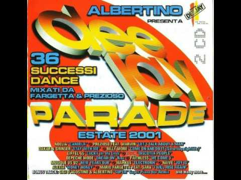 DEEJAY PARADE ESTATE 2001 cut version PREZIOSO