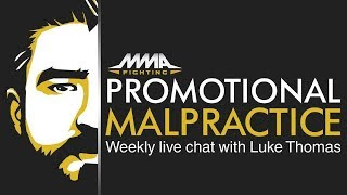 Live Chat: UFC Singapore Preview, Contender Series Results, Announcement