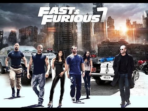 FAST AND FURIOUS 7 OFFICIAL TRAILER 2015 | NEW ACTION MOVIE|