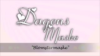 Hækleskolen - Blomstermasker