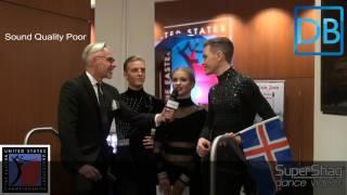 Comp Crawl with Dancebeat! The Icelandic Team!