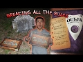 BREAKING ALL THE RULES OF THE OUIJA BOARD IN CEMETERY // OUIJA BOARD IN CEMETERY GONE TERRIBLY WRONG