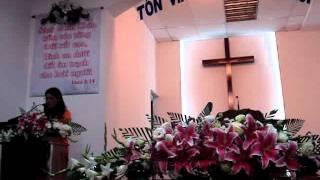 Cầu nguyện đáp ứng lời CHÚA- HTTL Thanh Đa- Lễ 19g15- 01012012