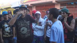 MICRO VS KEN ZINGLE  (SEMIFINAL Batallas Fx Crew)[ Por Un Cupo a La Versus Liga Mayor De Freestyle]
