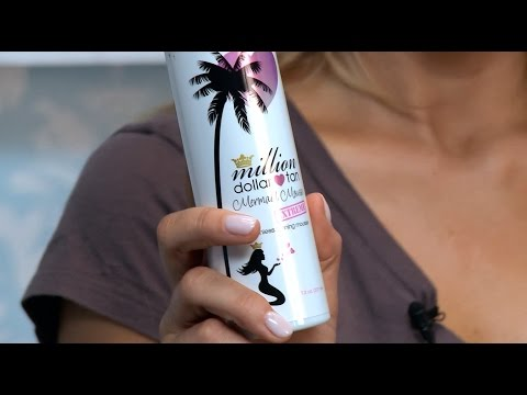 Product Review: Million Dollar Tan Self Tanner