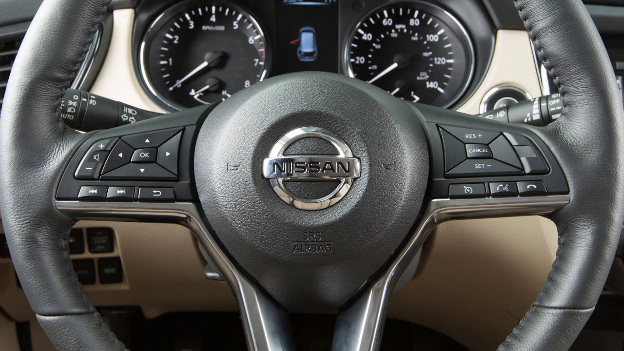 Nissan Rogue Owners Manual: Loading tips