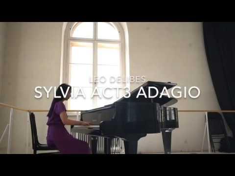 ウィーンのバレエピアニスト〜滝澤志野の音楽日記〜第1回「シルヴィア」よりアダージオ