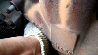 видео Замена масла в двигателе на Рено Логан своими руками