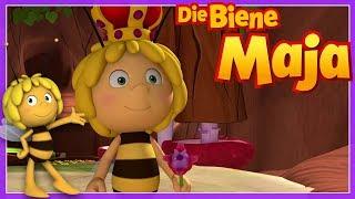 Die Biene Maja - Staffel 2, Folge 21 - Königin Maja