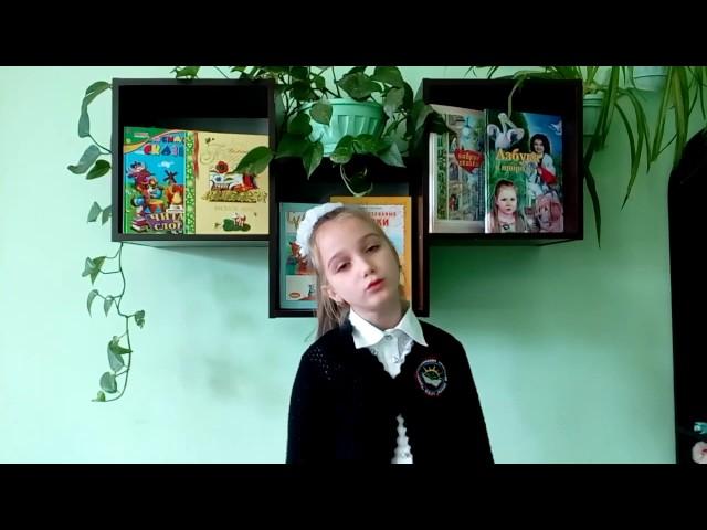 Изображение предпросмотра прочтения – АнастасияСоболева читает отрывок изпроизведения «Пороша (Еду. Тихо. Слышны звоны…)» С.А.Есенина